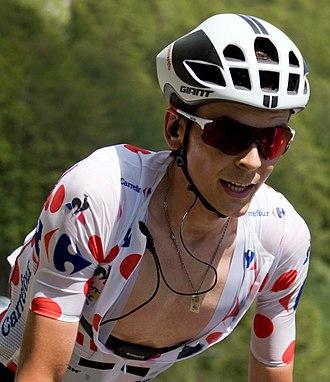Warren Barguil - Barguil at the 2017 Tour de France