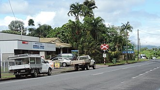 Mirriwinni, Queensland - Town of Mirriwinni on the Bruce Highway, 2018