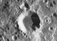 Townley crater
