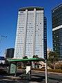 Toyosu IHI Building, at Toyosu, Koto, Tokyo (2019-01-01) 01.jpg