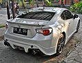 Toyota 86 (rear), Denpasar, Aug 2014.jpg