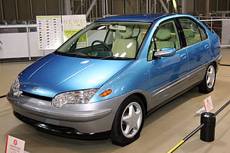 Toyota Prius (XW10) - 1996 Prius prototype.