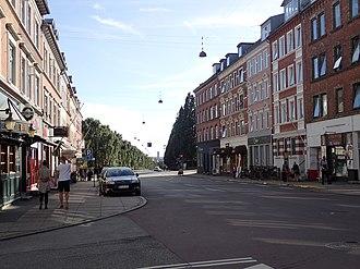 Trøjborg - Image: Trøjborg (Aarhus)