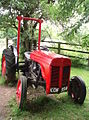 Tractor at Prickly Ball Farm - geograph.org.uk - 518490.jpg