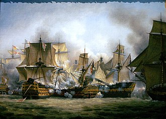 French ship Redoutable - Image: Trafalgar mg 9431