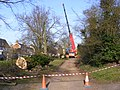 Tree Surgery in The Causeway, Peasenhall - geograph.org.uk - 1213378.jpg