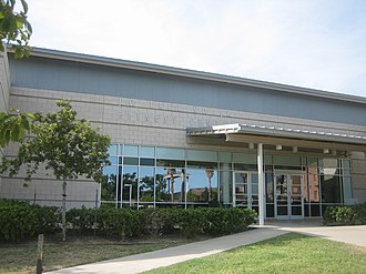 Laredo College - J.C. Trevino Fitness Center at Laredo Community College South Campus