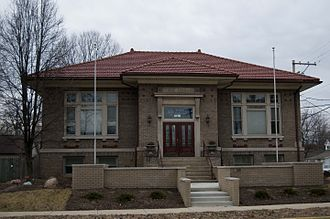 Triangle Fraternity - Triangle Fraternity National Headquarters, Plainfield, Indiana, United States
