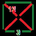 Truncated order-4 hexagonal tiling honeycomb verf.png