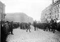 Truppen auf den Bubenbergplatz während Landesstreik - CH-BAR - 3241475.tif