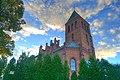 Trzebnica - Kościół pom św. Piotra i Pawła - A3861703W, A3880312 (wieża) z dn. 1995-03-23, 1956-05-07 - a.sielowski HDR.jpg