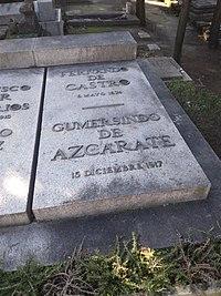 Tumba de Fernando de Castro y Gumersindo de Azcárate.jpg