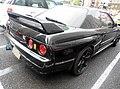 Tuned Nissan SKYLINE GT-R (BNR32) rear.JPG