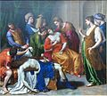 Turchi Alessandro La mort de Cléopâtre.jpg