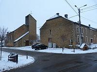 Turpange - L'Eglise Saint Hubert.JPG