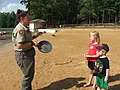 Twin Lakes Camp Host kids (14886592680).jpg