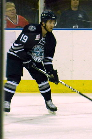 Chicago Express - Tyler Donati led the Express with 47 assists and 61 points.