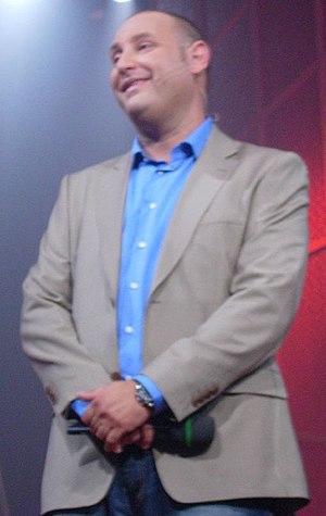 Kokhav Nolad - Zvika Hadar, host of Kokhav Nolad
