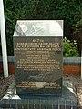 U.S.A.A.F. Rackheath Memorial Stone - geograph.org.uk - 525367.jpg