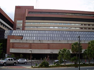 UF Health Shands Hospital - Patient Services Building