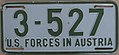 US-Forces-in-Austria USFA 1953 license plate 3-527.jpg