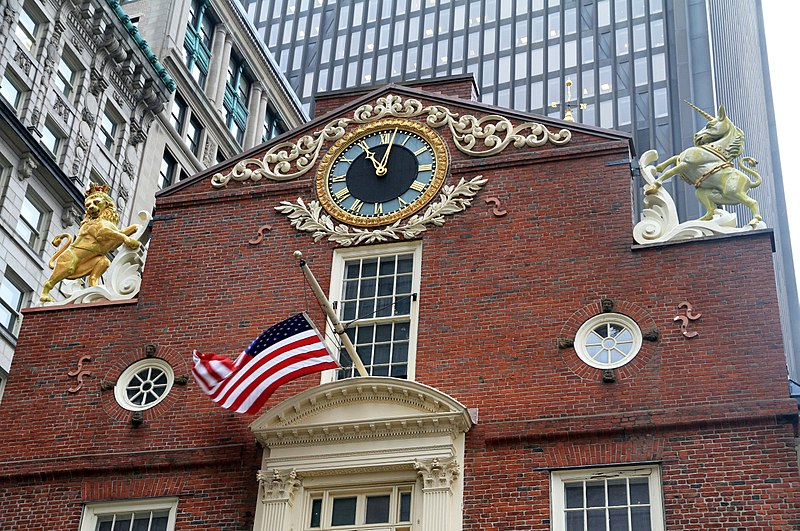 USA-The Old State House.JPG