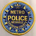 USA - TENNESSEE - Metro police Nashville Davidson County.jpg