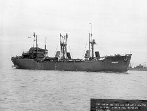 USS Colquitt (AK-174) - Image: USCGC Kukui (WAK 186) ex USS Colquitt (AK 174)