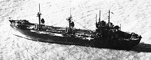 USS Beaverhead (AK-161) - Image: USS Beaverhead (AK 161)