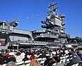 USS Enterprise is inactivated after 51 years of service. (8241546442).jpg