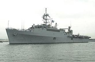 USS Ogden (LPD-5) - USS Ogden (LPD-5)