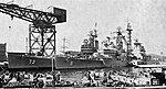 USS Oklahoma City (CLG-5) and Saint Paul (CA-73) at Yokosuka 1961.jpg