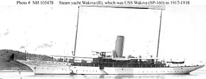 USS Wakiva (SP-160)