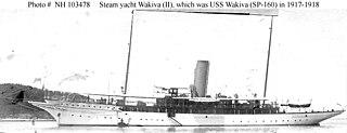 USS <i>Wakiva II</i> (SP-160)
