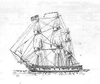 USS Wasp (1814) - USS Wasp