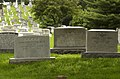 US Navy 030617-N-9593R-082 Arlington Mansion and 200 acres of ground immediately surrounding it were officially designated as a military cemetery June 15, 1864, by Secretary of War Edwin M. Stanton.jpg