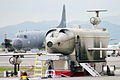 US Navy 040303-N-5821W-004 A Mobile Aircraft Fire Trainer (MAFT) sits on flight line on board NAS Sigonella.jpg
