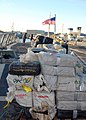 US Navy 081212-N-1522S-002 Drugs seized by the U.S. Navy and U.S. Coast Guard are on the fantail of the guided-missile frigate USS Samuel B. Roberts (FFG 58) before being offloaded by law enforcement officials.jpg