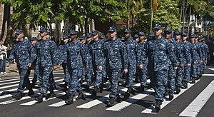 HONOLULU (May 22, 2010) Sailors from various c...