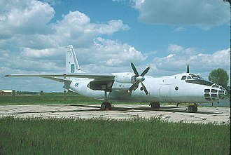 Antonov An-30 - Ukrainian An-30 Ukrainian Air Force