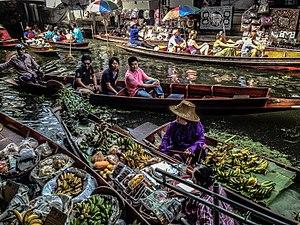 Damnoen Saduak Floating Market - Damnoen Saduak Floating Market