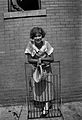 Unidentified young woman, Dayton, Tennessee, July 1925.jpg