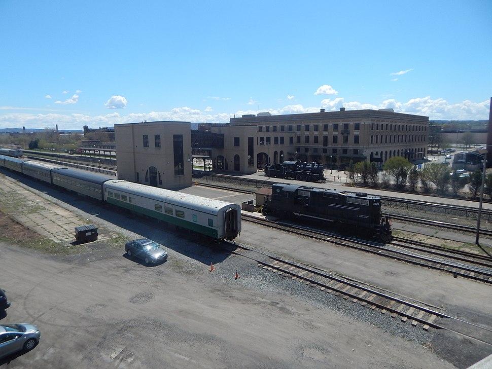 Union Station Utica new