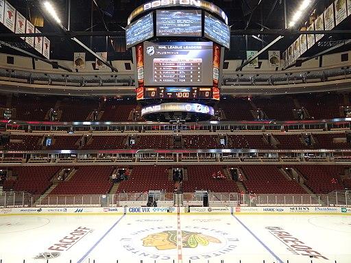 United Center - Chicago Blackhawks 01