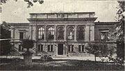 The Östgöta Nation, photograph from c. 1920