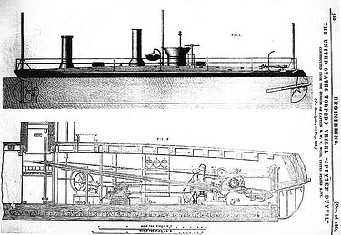 Figures 1 and 2 for the USS Spuyten Duyvil.
