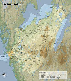 västergötland karta Västergötland – Wikipedia västergötland karta