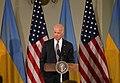 VP Biden at the Diplomatic Academy of Ukraine, April 22, 2014 (13978255602).jpg