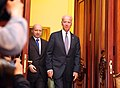VP Biden meets Acting President of Ukraine Turchynov, April 22, 2014 (14001747933).jpg