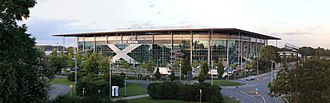 Volkswagen Arena - Image: VW Arena (Panorama)